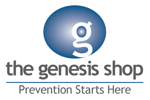 The Genesis Shop Logo